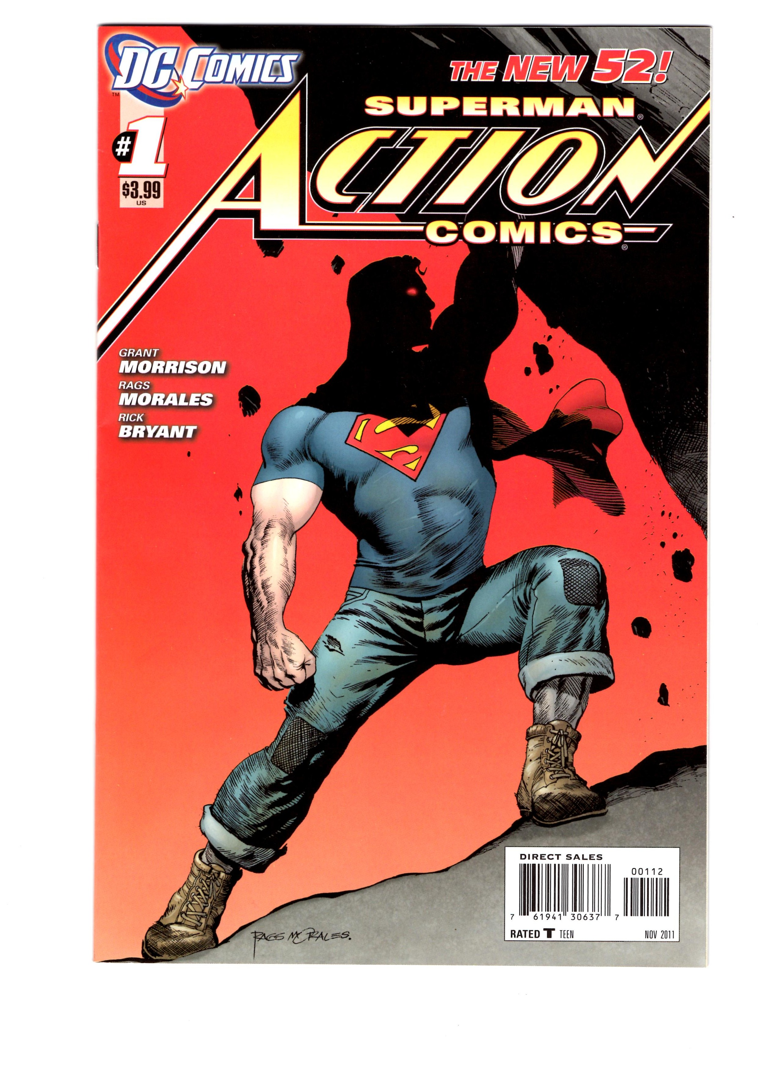 new 52 action comics - photo #4
