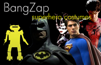 bangzap superhero costumes series