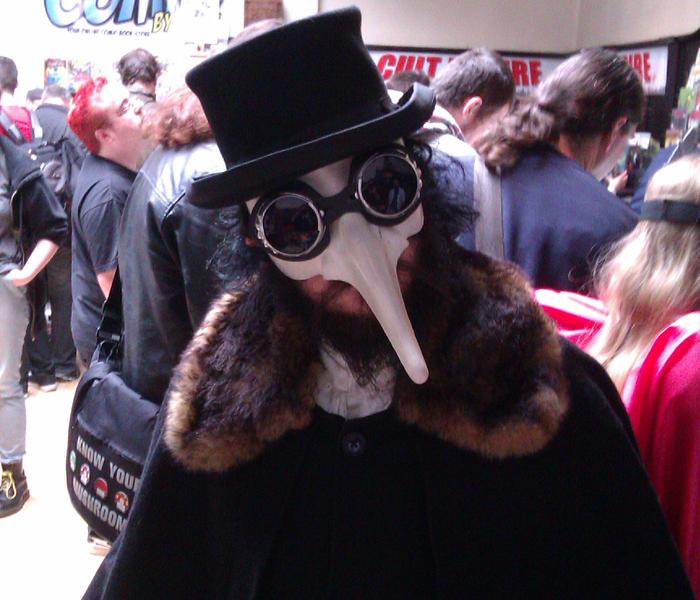 glasgowcomiccon cosplay