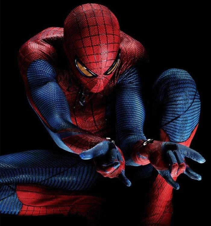 andrew garfield spiderman