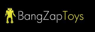 BangZap toys logo
